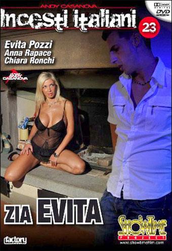 Итальянский инцест 23: Тетя Эвита