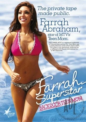 Фарра Абрахам: Участница Реалити-Шоу Дочки-Матери телеканала MTV