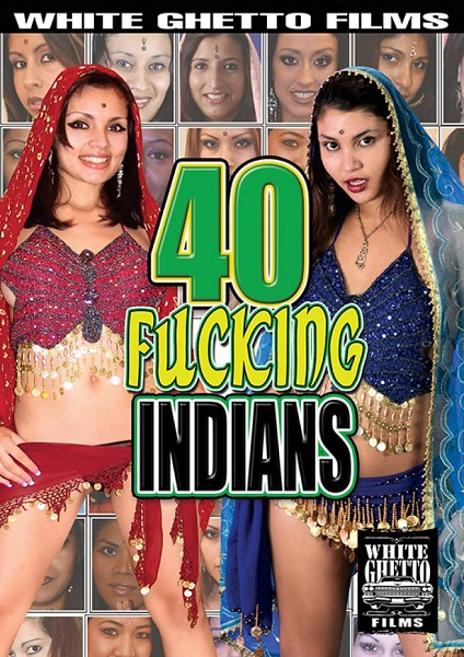 40 отраханных индианок