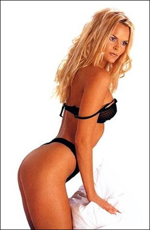 Katja Kean - Жгучие блондинки