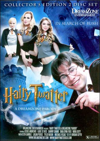 Гарри Поттер: Волосатые Вагины. Пародия