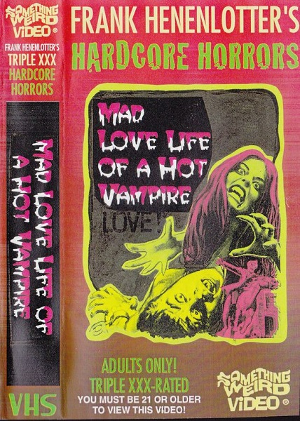 Безумная история любви страстного вампира