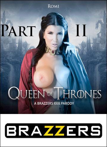 Romi Rain - Queen Of Thrones: Part 2. A XXX Parody