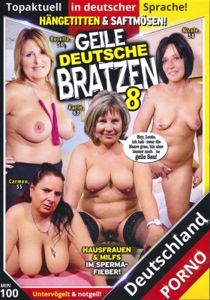 Похотливые немецкие громадины 8