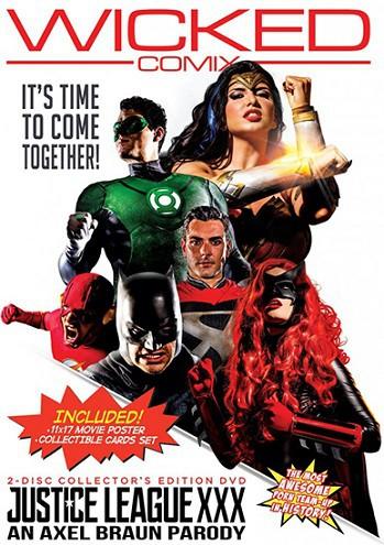 Лига Справедливости: XXX Пародия