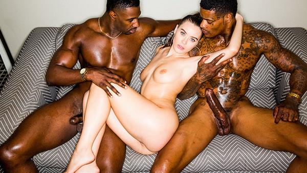 Lana Rhoades - My BBC Anal Threesome Fantasy