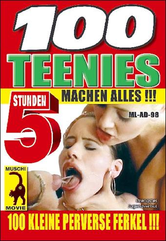 100 подростков сделают все!!!