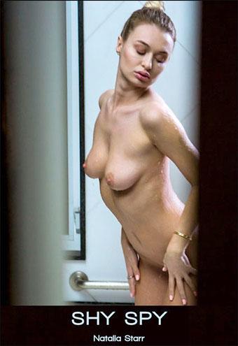 Natalia Starr - Shy Spy