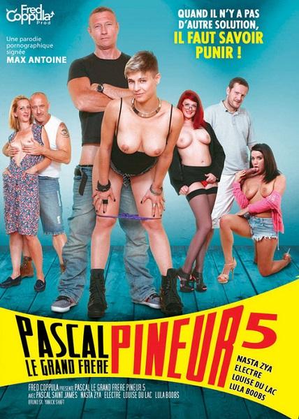 Паскаль трахарь-наставник 5